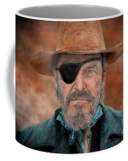 Jeff Bridges As U.s. Marshal Rooster Cogburn In True Grit  Coffee Mug