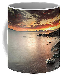 Jura Sunset Coffee Mug