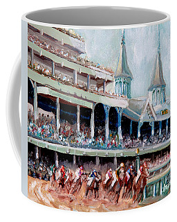 Kentucky Derby Coffee Mug