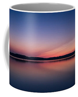 Lake Lanier After Sunset Coffee Mug