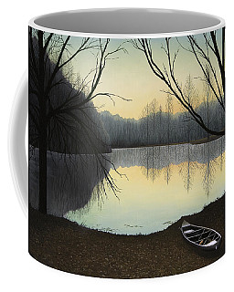 Lake Lene' Morning Coffee Mug
