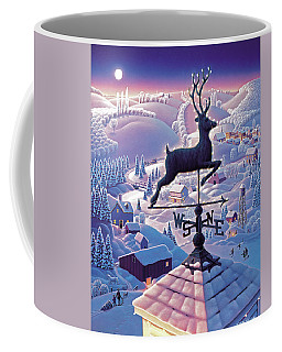 Lands End Weathervane Coffee Mug