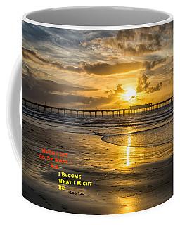 Lao Tzu Quote Coffee Mug