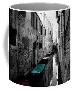 L'aqua Magica Coffee Mug by Micki Findlay