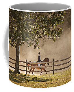 Last Ride Of The Day Coffee Mug