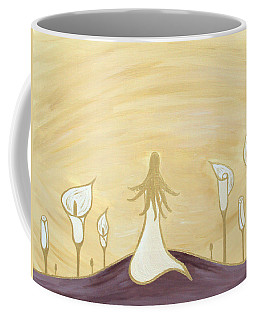 Lilies Of The Field Coffee Mug