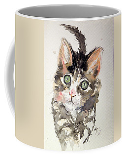 Little Cat Coffee Mug