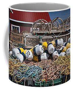 Lobster Fishing Coffee Mug