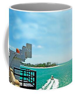 Longboat Pass Drawbridge Coffee Mug