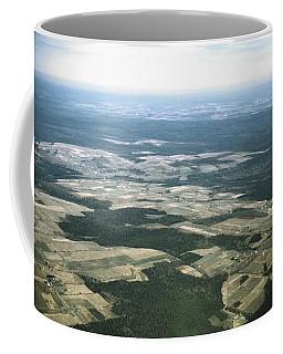 Maine Farmland, 1940 Coffee Mug