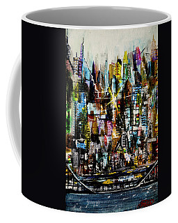 Manhattan Morning Coffee Mug