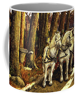 Maple Way Coffee Mug
