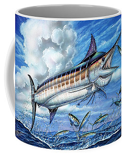Marlin Queen Coffee Mug