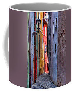 Medieval Alley Coffee Mug