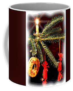 Coffee Mug featuring the photograph Memories Of A Christmas Past by Ludwig Keck