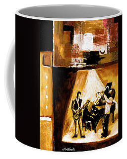 Modern Jazz Number One Coffee Mug