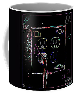 Modern Power Coffee Mug