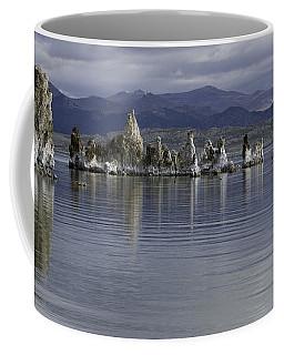 Coffee Mug featuring the photograph Mono Lake by Betty Depee