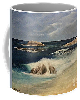 Monterey Coast Coffee Mug