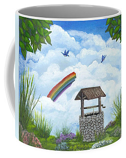 My Wishing Place Coffee Mug