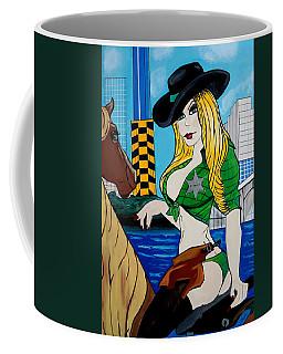 New Sheriff In Town Coffee Mug