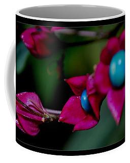 Coffee Mug featuring the photograph October In My Garden... by Marija Djedovic