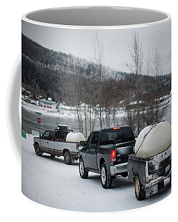 Off The Grid Living In The Canadas Coffee Mug