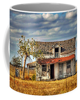 Coffee Mug featuring the photograph Old Home by Savannah Gibbs