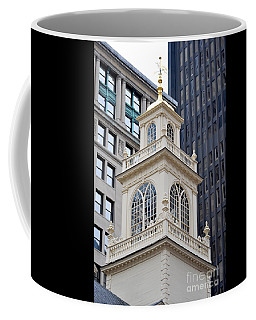 Old State House Boston Ma Coffee Mug