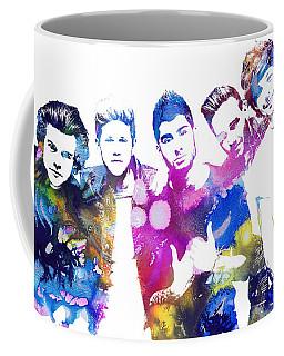 One Direction Coffee Mug