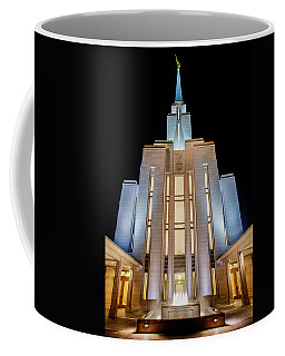 Oquirrh Mountain Temple 1 Coffee Mug