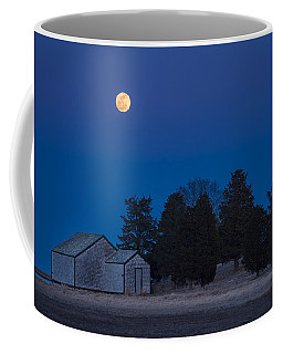 Over The Boathouse Coffee Mug