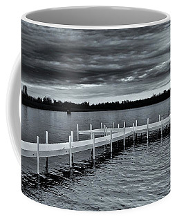 Coffee Mug featuring the photograph Overcast by Greg Jackson