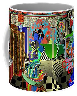 Paint Your World Coffee Mug