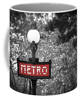 Paris Metro Coffee Mug