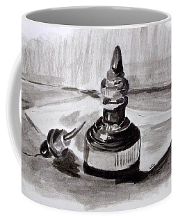 Pen And Ink Coffee Mug