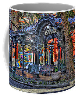 Pioneer Square - Seattle Coffee Mug