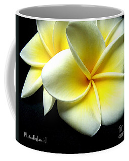 Plumerias Coffee Mug