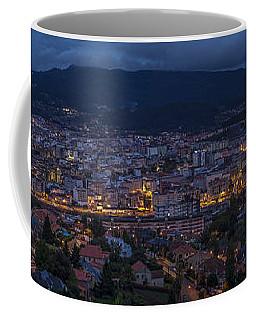 Pontevedra Panorama From A Caeira Coffee Mug
