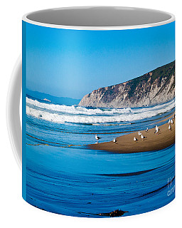 Pt Reyes National Seashore Coffee Mug