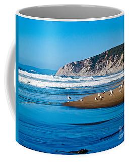 Pt Reyes National Seashore Coffee Mug by Bill Gallagher