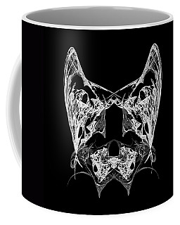 Coffee Mug featuring the digital art Pussy Cat Pussy Cat by Jane McIlroy