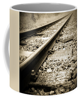 Railway Tracks Coffee Mug