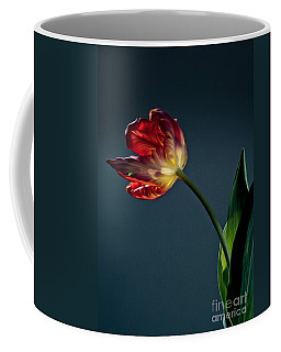 Red Tulip Coffee Mug
