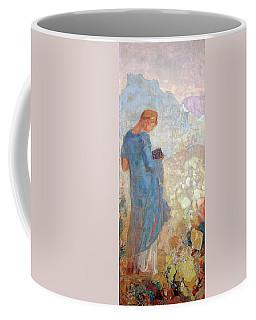 Redon's Pandora Coffee Mug