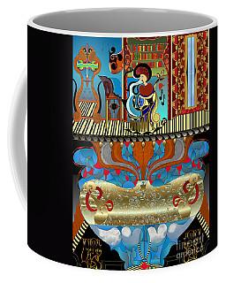 Reluxe Coffee Mug