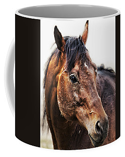 Coffee Mug featuring the photograph Resilience by Belinda Greb