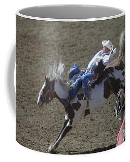 Ride Em Cowboy Coffee Mug by Jeff Swan