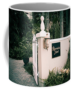 Riverside Hotel Coffee Mug