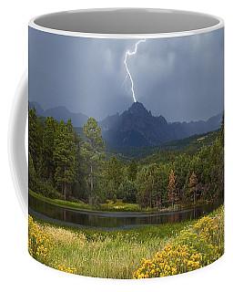 Run For Cover Coffee Mug